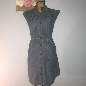 Old navy jean dress